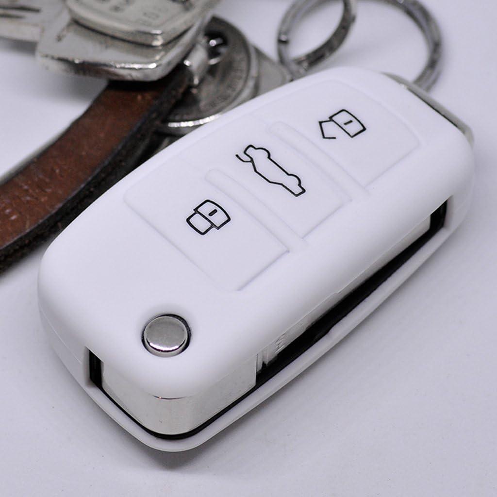 Soft Case Schutz Hülle Auto Schlüssel Für Audi A1 S1 A3 Elektronik