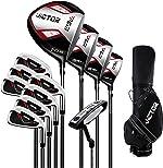 Golf Clubs Complete Set for Men 13 Piece Includes Titanium Golf