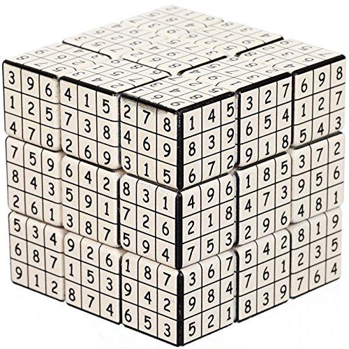 (V-Cube 5206457000364 V-Udoku 3 Cube Toy, Null)