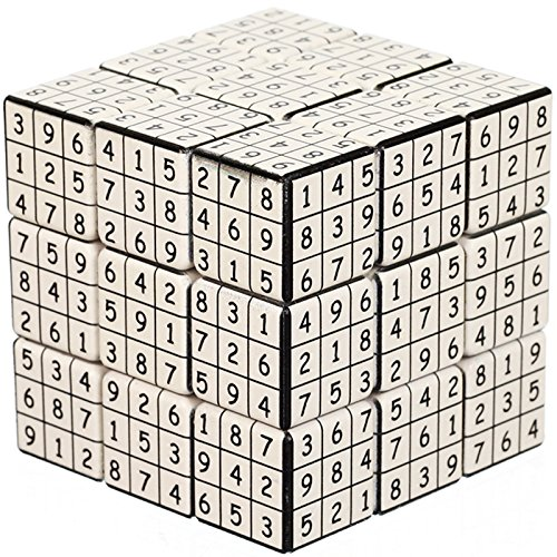 V-Cube V-Udoku 3 Cube Toy - Sudoku Cube