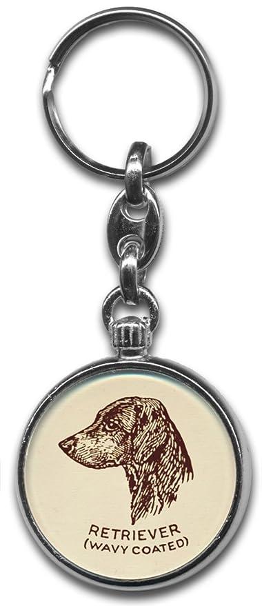 Golden Retriever perro llavero: Amazon.es: Hogar