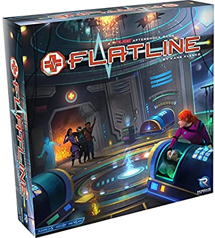 Flatline A Fuse Aftershock Game: Amazon.es: Juguetes y juegos