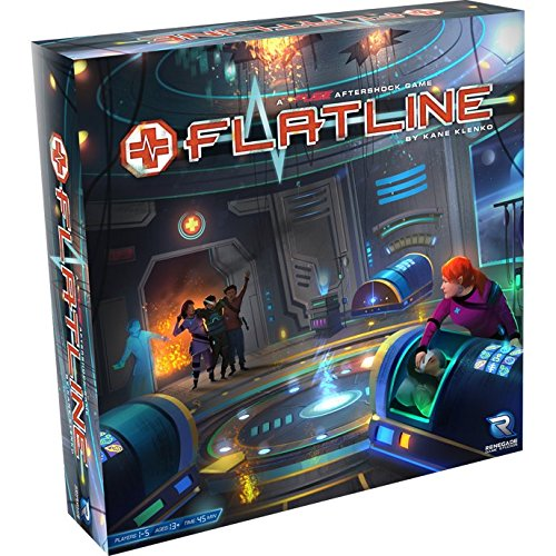 Flatline Board Game