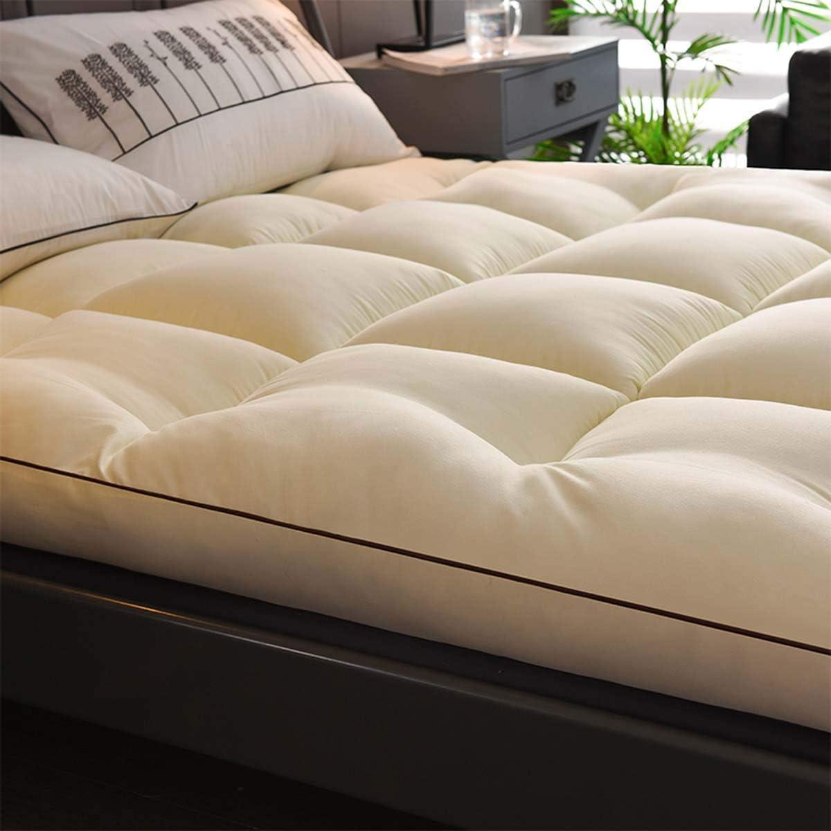 9 Braun verdickte Tatami-Matte Schlafpolster Faltbare Rollmatratze Jungen M/ädchen Schlafsaal-Matratzenauflage Kinderbodenliege Bett Sofas und Sofas GuoEY Japanische Bodenmatratze Futon-Matratze