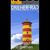 """DREHER-RAD 1 Niedersachsen und Bremen: """"Natur und Kultur mit dem Fahrrad erleben"""" - Radtouren im deutschsprachigen Raum"""