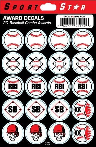 SportStar Baseball Combo Helmet Award -