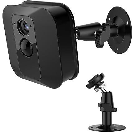 Blulu - Soporte de Pared Ajustable de 360 Grados para cámara de Seguridad Blink XT para