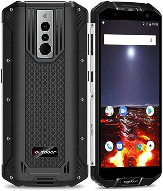 Zinniaya Ioutdoor Polar 3 Rugged Smartphone 5.5