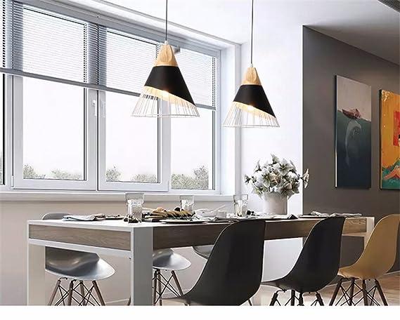 Testata Del Letto In Legno.Xky929 Nordic Led Moderni Retro Ferro Da Stiro Living Room Bedroom