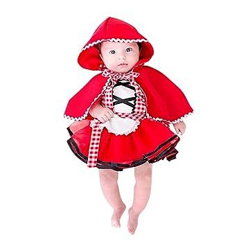 Remoción bestoppen 2pcs infantil bebé recién nacido Niñas Vestido de princesa de, para sin mangas
