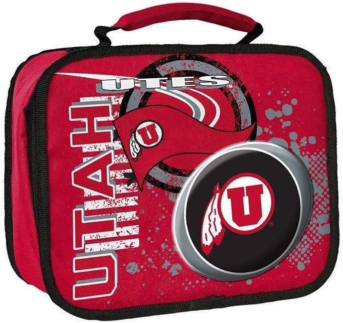 10.5 x 8.5 x 4 Officially Licensed NCAA Accelerator Lunch Kit Bag Multi Color