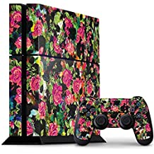 Floral Patterns PS4 Console and Controller Bundle Skin - Baroque Roses | Skinit Patterns & Textures Skin