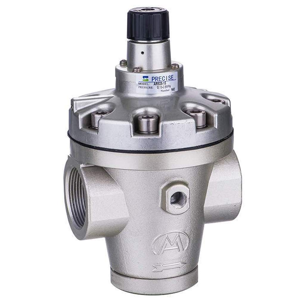 Pneumatic Air Regulator 1-1/2'' NPT Big Flow 423CFM