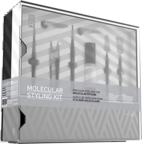 Molecule-R Molecular Styling Kit, Black and White by Molecule-R: Amazon.es: Hogar