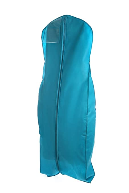 Amazoncom Bags For Less Wedding Gown Garment Bag Soft Breathable