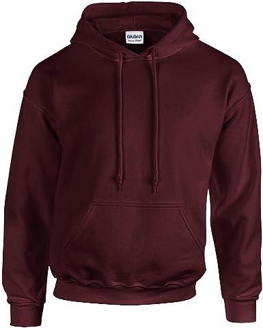 GILDAN - Unisex Sudadera con capucha Pesado Blend - algodón ...