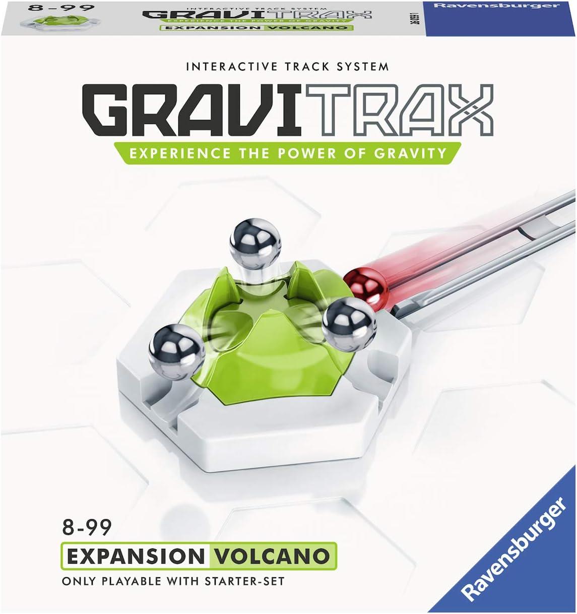 Ravensburger - Gravitrax Volcán (26059): Amazon.es: Juguetes y juegos