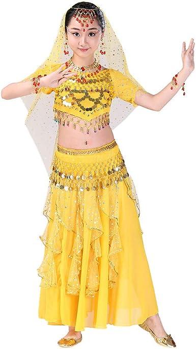 YWLINK Danza del Vientre, NiñAs India Danza del Vientre Danza ...