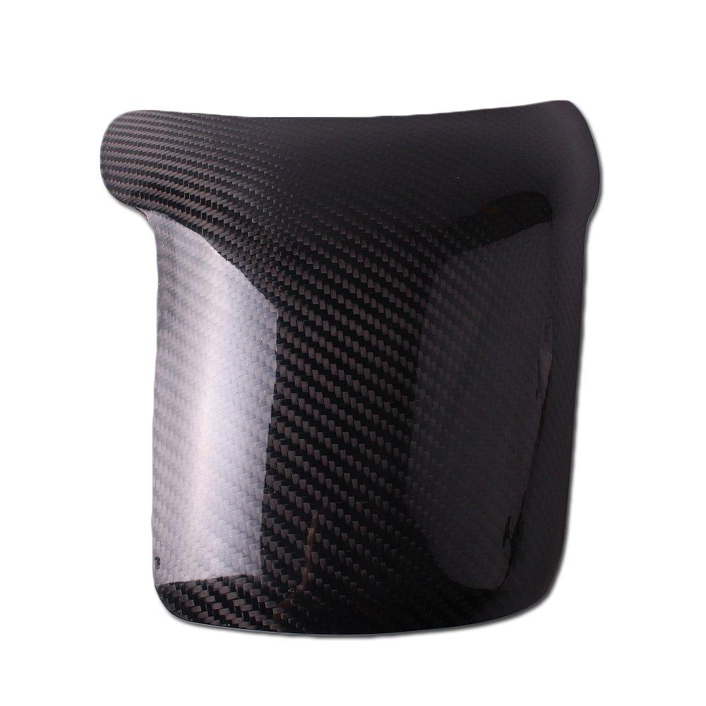 gzyf nuevo para Ducati 1098//848/de fibra de carbono cubierta de dep/ósito de combustible Gas pantalla negro