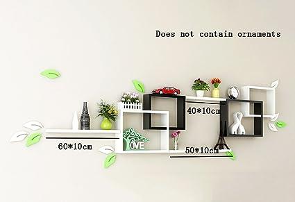 Mensole Per Camera Da Letto : Flashing semplice moderni pannelli a base di legno mensole a