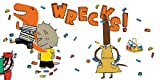 Tyrannosaurus Wrecks!: A Preschool Story
