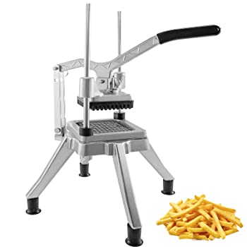 Happybuy Commercial French Fry Cutter