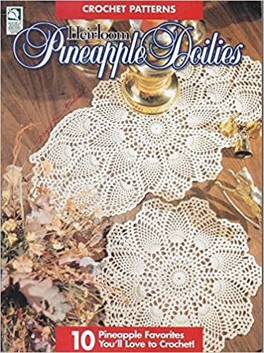 Heirloom Pineapple Doilies 10 Pineapple Favorites Youll Love To