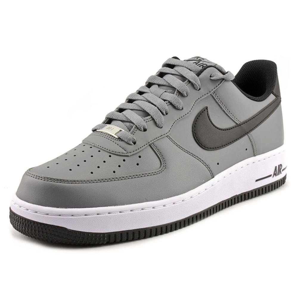 92c798f3271 Galleon - Nike Air Force 1 Mens Basketball Shoes 488298-086 Grey 12 M US