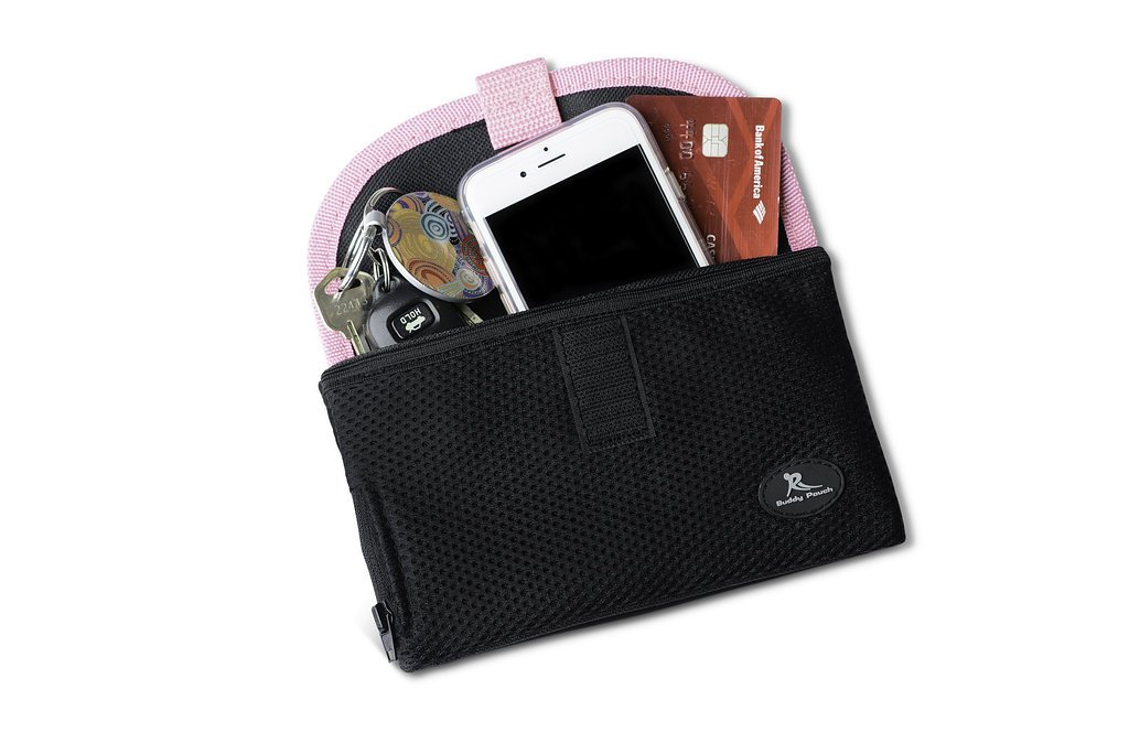 Running Buddy [Highly Rated] XL Buddy Pouch - Pink by Running Buddy (Image #3)