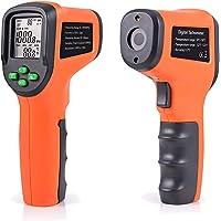 Ehdis Digital LCD láser foto tacómetro sin contacto