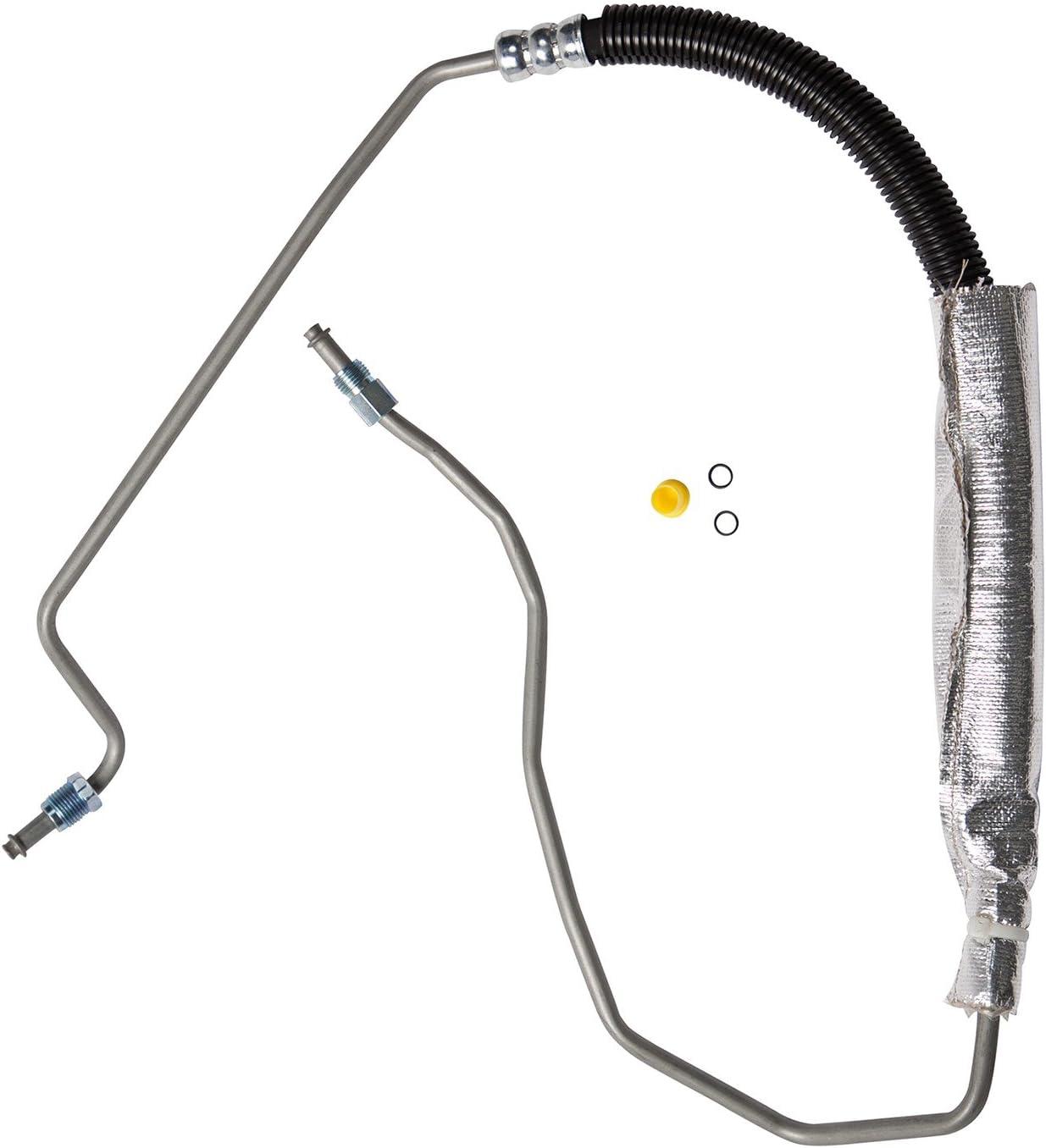 Power Steering Pressure Line Hose Assembly-Pressure Line Assembly Edelmann 92047