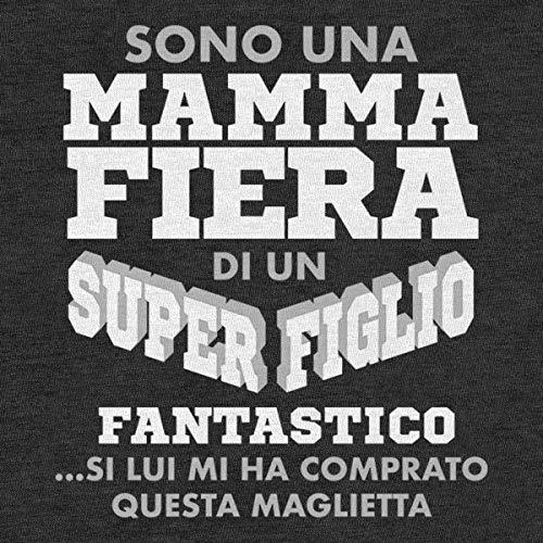 Shirtgeil Un Da Regalo Felpa Mamma Donna Rosa La Figlio Per Fantastico rwgrqUyS