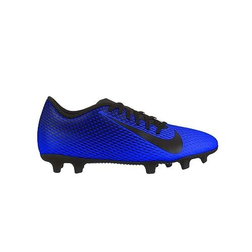 quality design 08c0b 62422 Nike Men's Bravata II FG Racer Blue/Black Football Shoes (844436-400 ...