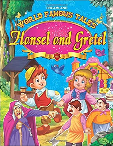 Book World Famous Tales - Hansel & Gretel