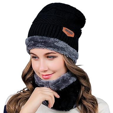 Warm Knitted Hat 29d8f3af96b
