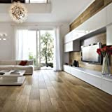 Abrade Argent Sanded Grey Wood Effect Ceramic Floor 500x175 Tile