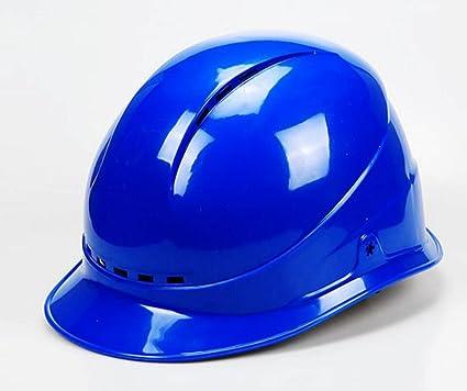 ABS Cuatro De Potencia Transpirable Llevó A Anti-smashing Protección Laboral Casco Cascos Sitio,