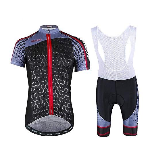 jersey Traje De Ciclismo para Hombre Traje De Ciclismo En ...