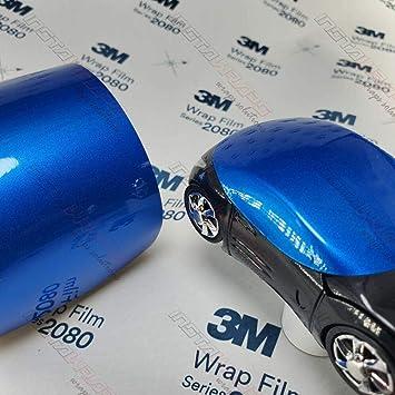 Avery Supreme GLOSS BLUE Vinyl Vehicle Car Wrap Film Sheet Roll SW900-677-O