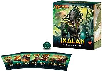Magic: Ixalan - Pack de Presentación [Español]: Amazon.es: Juguetes y juegos