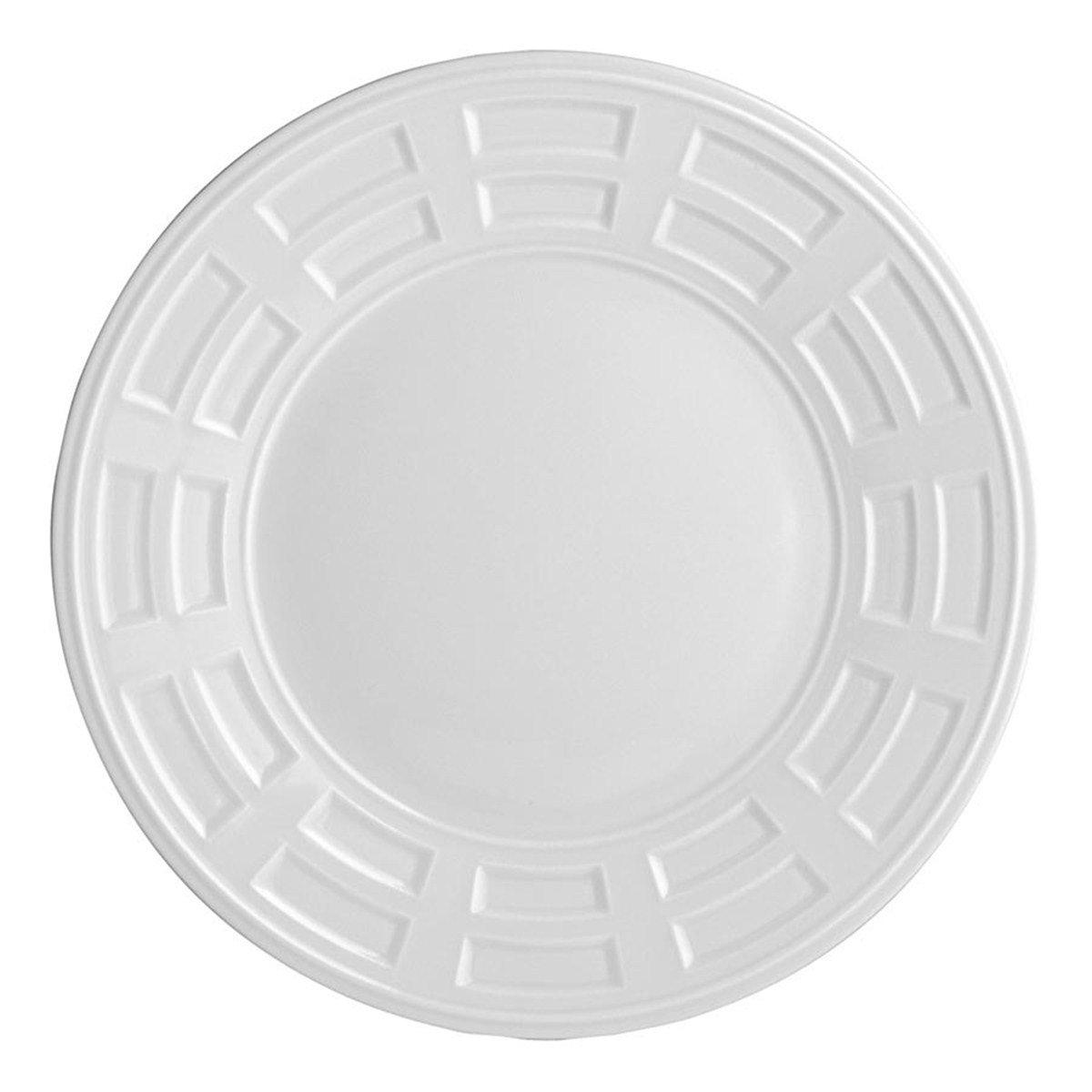 sc 1 st  Amazon.com & Amazon.com | Bernardaud Naxos Dinner Plate: Dinner Plates