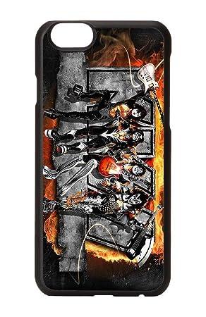 coque iphone 6 groupe de musique