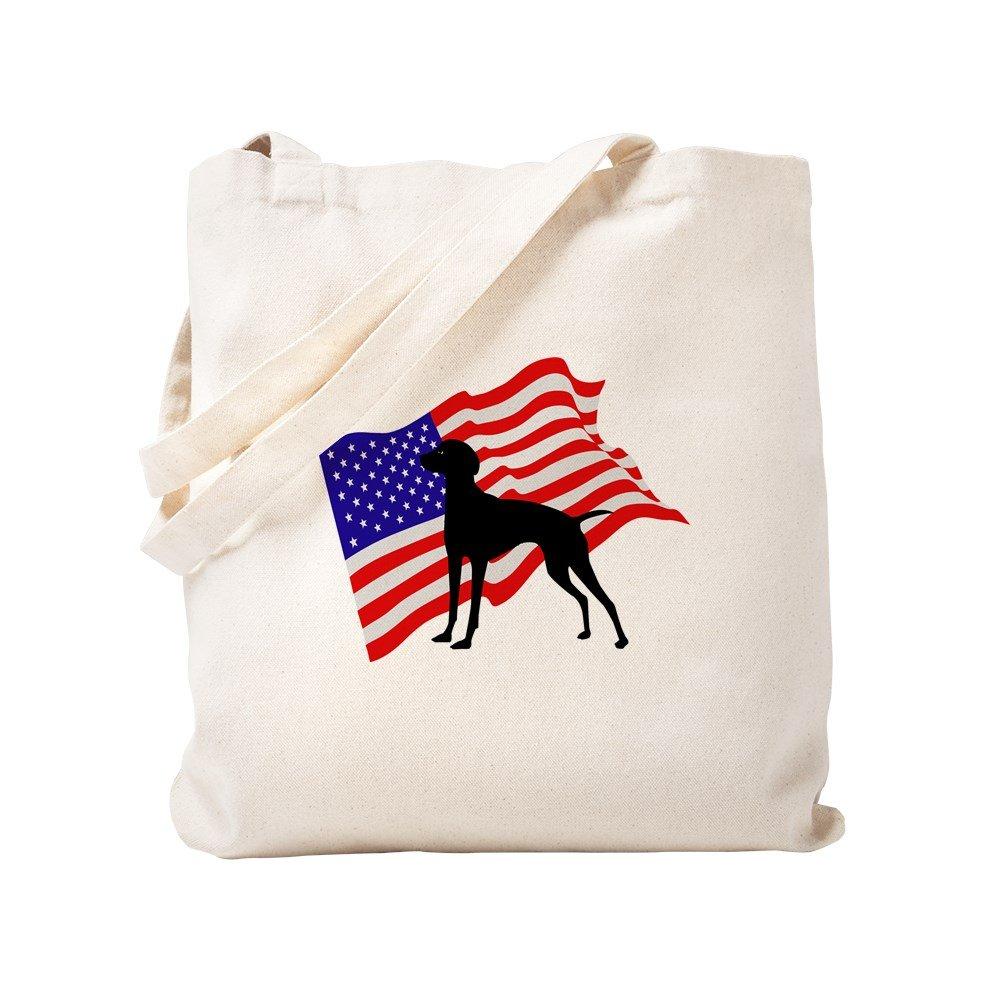 CafePress – Vizsla – ナチュラルキャンバストートバッグ、布ショッピングバッグ S ベージュ 0079934769DECC2 B0773RLTC1 S