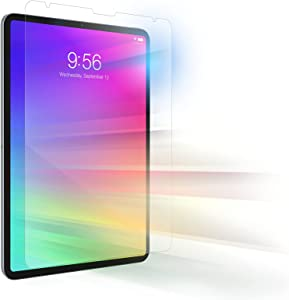 ZAGG InvisibleShield Glass+ Vision Guard Plus - Blocks Harmful High-Energy Visible (HEV) Blue Light And 99% of UV Light From Your Device - Made For Apple iPad Pro 11