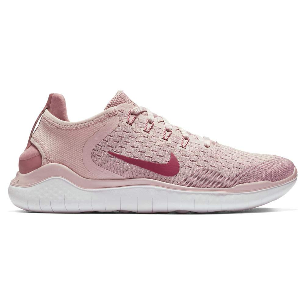 Nike Women's Free RN 2018 Running Shoes, Plum ChalkTrue BerryPlum Dust (US 8)