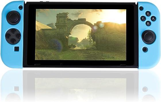 Silica DMV175BLUE - Carcasa Silicona para joi con para Nintendo ...