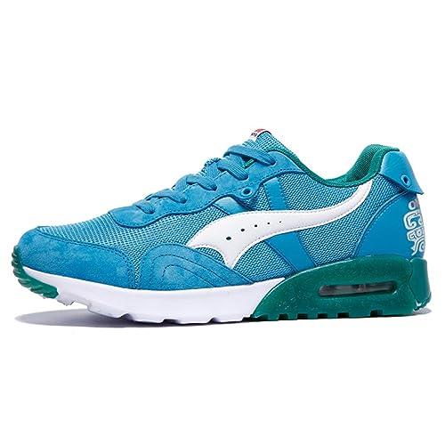 ONEMIX Air Zapatillas de Running para Hombre Zapatos para Correr y Asfalto Aire Libre de Malla Transpirables: Amazon.es: Zapatos y complementos