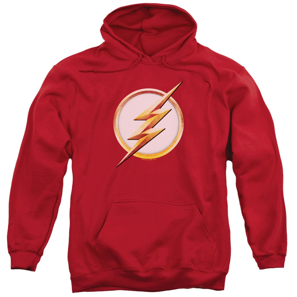 Flash - - Herren Logo-Hoodie für Saison 4