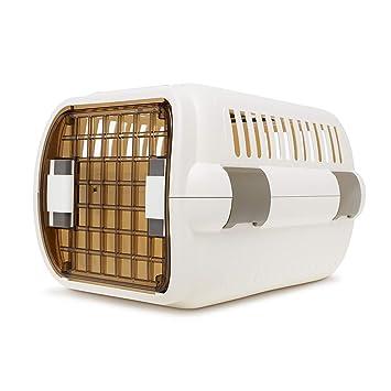 Amazon.com: LAZY BUDDY Transportín para gatos, jaula para ...