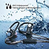 #4: Wireless Headsets, OZANO Metal Sports Bluetooth Headphones with w/ Mic IPX7 Waterproof HD Stereo Sweatproof and Noise Cancellation perfect for Apple iPhone X 8 8 Plus 7 6s 6 5s IOS Samsung S7 S6 Note